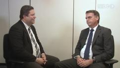 À CPAD, Bolsonaro diz que pede a Deus que ilumine o Congresso Nacional