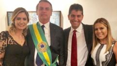 Pastor de Michelle Bolsonaro foi convidado para a posse do presidente